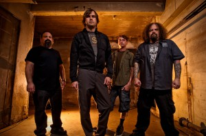 Band Photo - Napalm Death 3